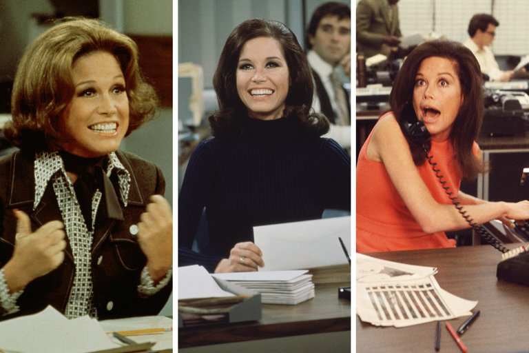 Mary Tyler Moore Firsts