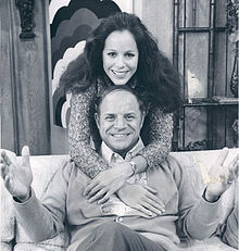 Don_Rickles_and_Louise_Sorel,